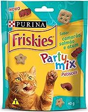 NESTLÉ PURINA Friskies Party Mix Petisco para Gatos Adultos 40g