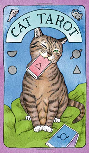 Cat Tarot: 78 Cards & Guidebook (Whimsical and Humorous Tarot Deck, Stocking Stuffer for Kitten Lovers) (Best After Dinner Games)