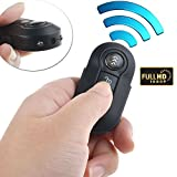 remote camera - Bysameyee Car Key Spy Cam Full HD 1080P Remote Control Video Camcorder Mini Keychain Camera Hidden Recorder with Night Vision Motion Detection – Black Metal Body