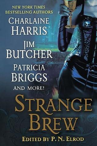 book cover of Strange Brew