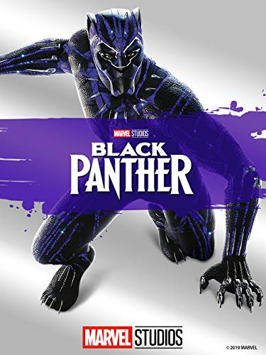 Black Panther (2018)(Theatrical Version) (The New Lion King Two Part 2)