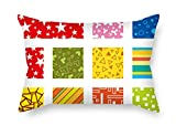Best Cushion Cases Of Color Blocks - Cushion Cases Of Color Block 12 X 20 Review