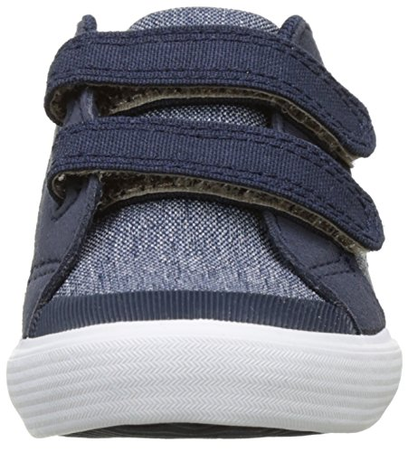 Le Coq Sportif Saint Gaetan Inf Craft 2 Tones, Zapatillas Unisex Niños Azul (Dress Blue/Sésame)