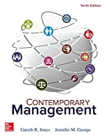Contemporary Management, 10th Edition Front Cover