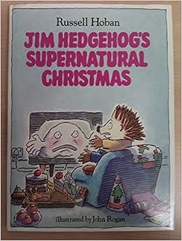 Book Jim Hedgehog's Supernatural Christmas