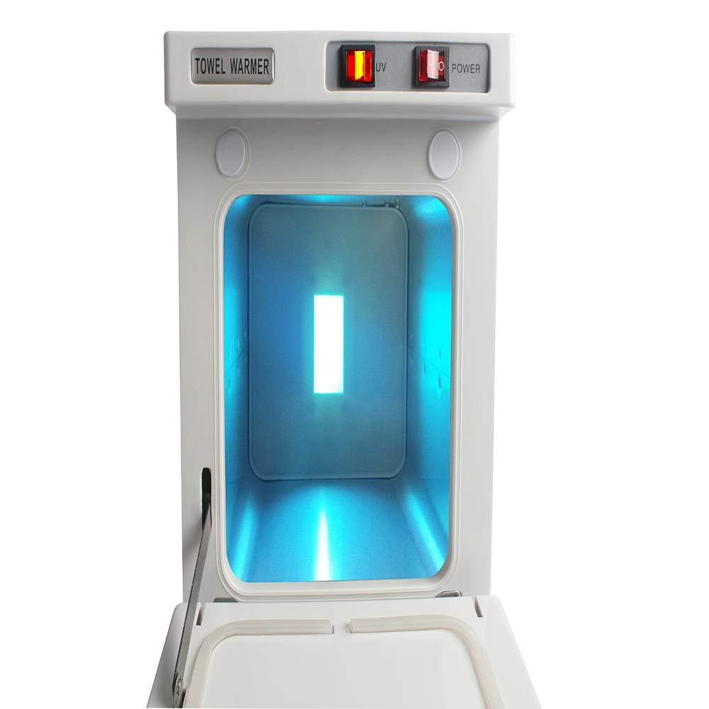 BIXINYAAN Esterilizador Toallas UV Toalla Calentador Caliente Gabinete Ultravioleta UV Esterilizador para Peluquer/ía para Centros