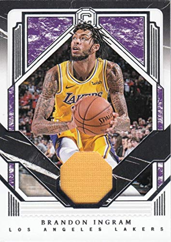 2018-19 Panini Cornerstones #M-BI Brandon Ingram #M-BI NM Near Mint MEM ()