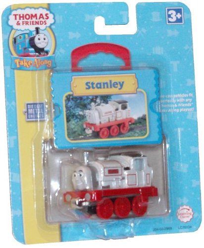 (Thomas & Friends Take Along Stanley Die Cast Metal Train )