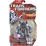Transformers Generations: Decepticon Cybertronian Soundwave Deluxe Class Action Figure