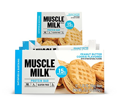 Muscle Milk Protein Bar 12 count