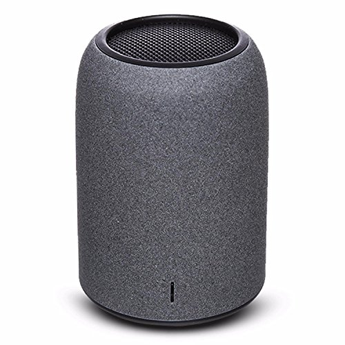 Portable Speakers, ZENBRE M4 Wireless Bluetooth Speakers for Laptop, Tablet, iPhone, Computer Speaker with Enhanced Bass Resonator
