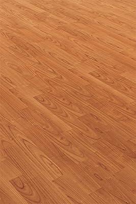 7mm Prestige Wood Laminate Flooring - Safari Cherry