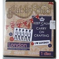 Debbi Moore Designs Shabby Chic London CD Rom (293442)