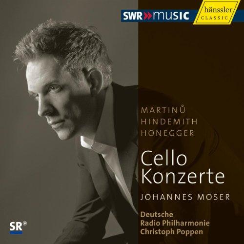 Price comparison product image Cello Concertos - Johannes Moser