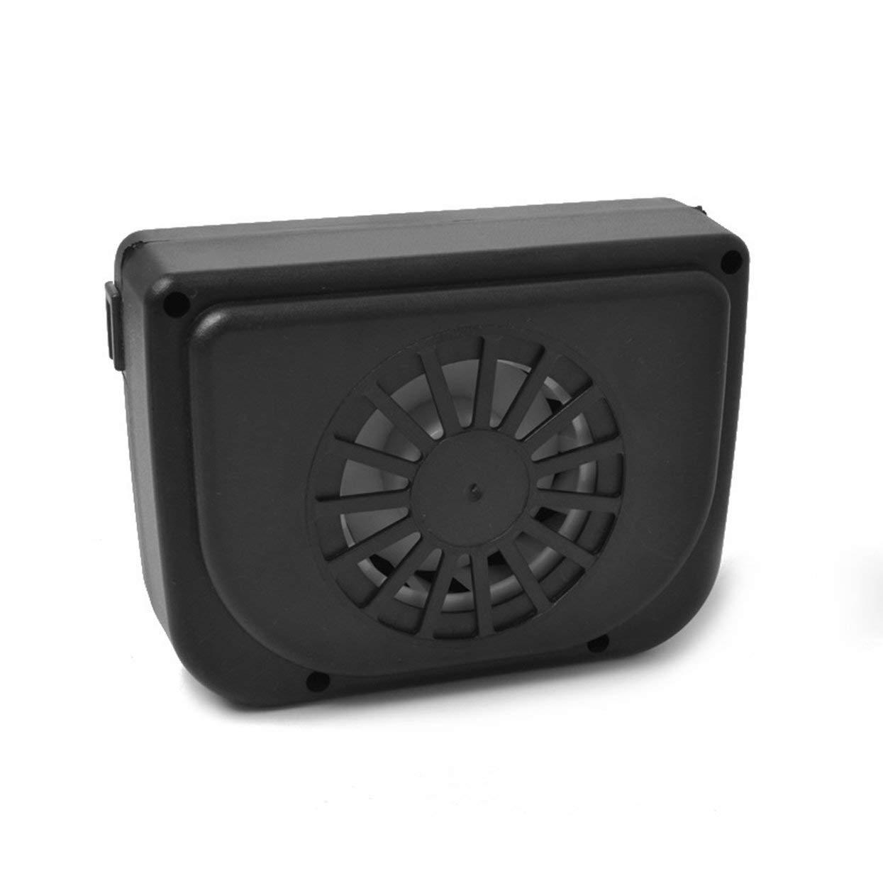 Tellaboull Aria condizionata Eco-Compatibile Mini Auto Aria condizionata Facile da installare Sfogo Aria Ventilatore Freddo Auto condizionatore dAria di Ventilazione