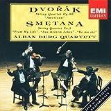 Dvorak: String Quartet - American,Op.96 / Smetana: String Quartet No. 1 in E minor