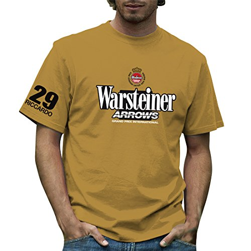 shirt Retro T 1 Formula Prix Frecce Grand Storico Warsteiner wR6fgwqx