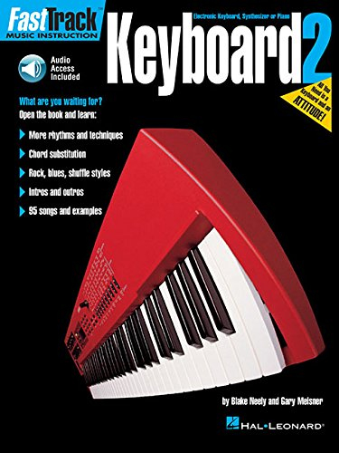 Download FastTrack Keyboard Method - Book 2 (Fasttrack Series) pdf epub