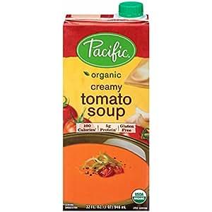 Pacific Foods Creamy Tomato Soup, Organic, 32 Fl Oz