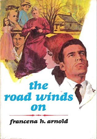 book cover of The Road Winds On