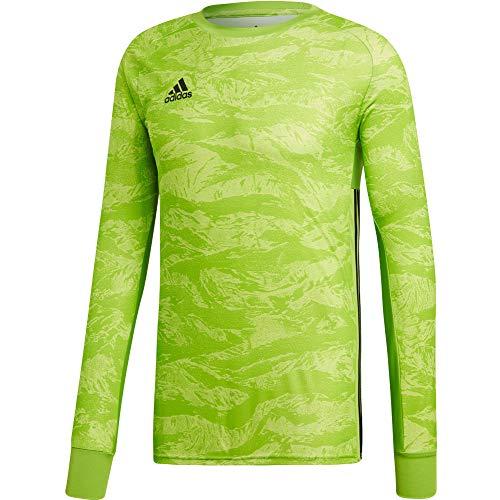 Jersey Graphic Goalkeeping - adidas ADIPRO 19 Goalkeeper Jersey Size M Semi Solar Green