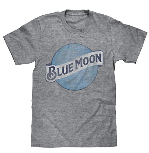 Blue Moon Color Logo   Soft Touch Tee