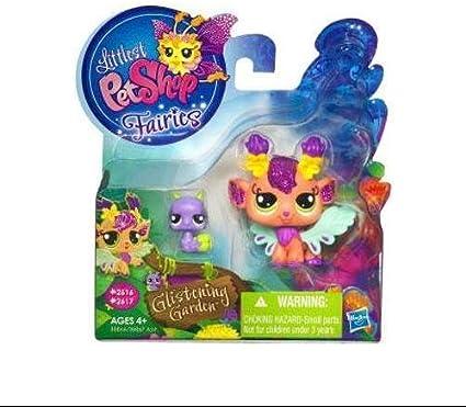 Littlest Pet Shop Fairies Glistening Garden Enchanted Figure Honeysuckle New