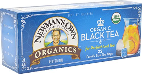 Review Newman's Own Organic Black