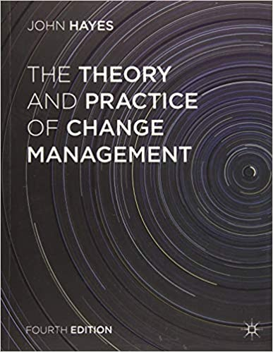 The Theory and Practice of Change Management: John Hayes