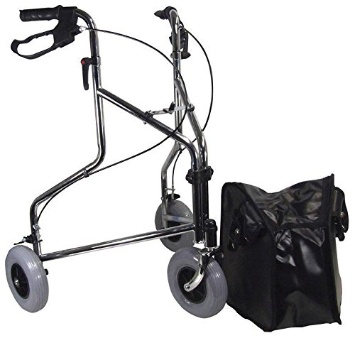 Andador plegable de 3 ruedas Tri-Walker: Amazon.es: Salud y ...