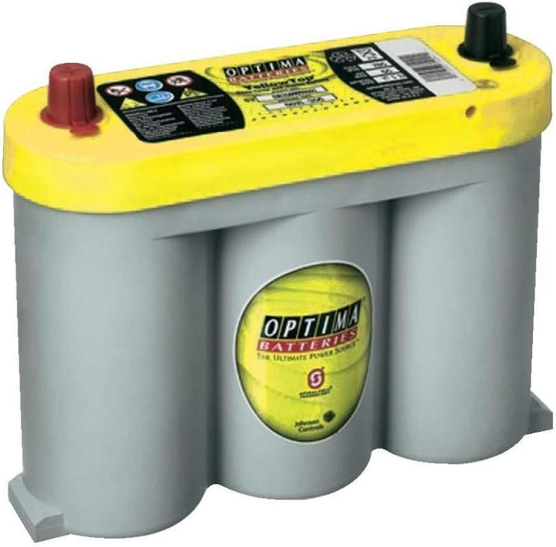 Optima Batteries - Batería Optima YELLOWTOP S 2.1-6 Voltios