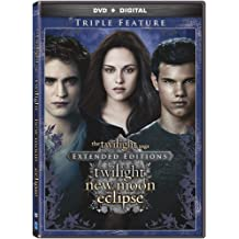 The Twilight Saga: Extended Edition Triple Feature