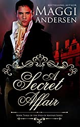 A Secret Affair (The Spies of Mayfair Book 3)