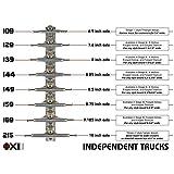 Independent Skateboard Trucks Stage 11 OGBC Black