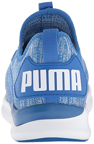 Scarpa uomo Evoknit Strong bianca Flash da Ignite puma Cross Blu Puma w0qXFtx