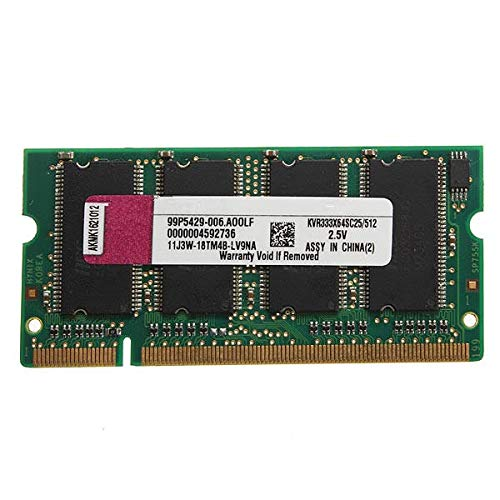 (SODIMM) Memory RAM KIT 200-Pin for Laptop - Computer Components Memory - 1 x Memory RAM ()