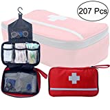 First Aid Kit (207 Pieces) Waterproof Reflective Emergency - Best Reviews Guide