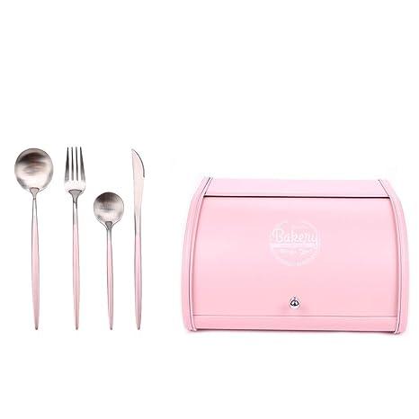 Amazon Com Hot Sales X458l Kitchen Set Includes Metal Pink Bread
