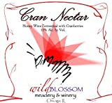 NV Wild Blossom Meadery & Winery Cran Nectar Mead