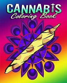 Amazon.com: Cannabis Fantasy Cool Coloring Book (9780867197174): Re ...