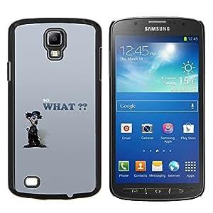 For Samsung Galaxy S4 Active i9295 Case , Entonces - Diseño Patrón Teléfono Caso Cubierta Case Bumper Duro Protección Case Cover Funda