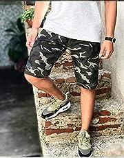 Bermuda Jeans masculina Clamufada