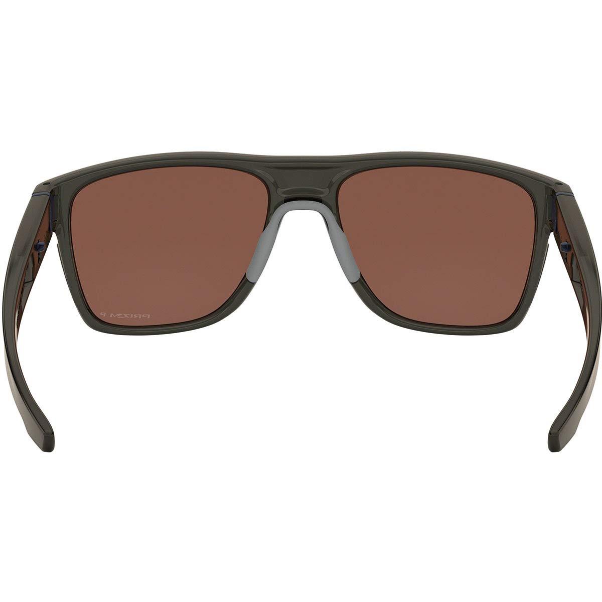 211bc6bcaa Oakley Crossrange XL Gafas de sol, Grey Smoke, 58 para Hombre: Amazon.es:  Ropa y accesorios