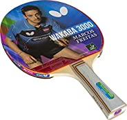 Butterfly Wakaba Shakehand Table Tennis Racket | Japan Series | Outstanding Control with Reliable Speed and Sp