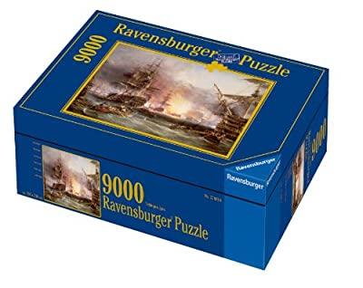 Ravensburger The Bombardment Of Algiers - 9000 Piece Puzzle by Ravensburger