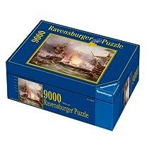 Ravensburger Bombardment of Algiers - 9000 pc Puzzle