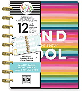 me /& my BIG ideas  PADL-06 Create 365 The Happy Planner Notepads Modern Brights