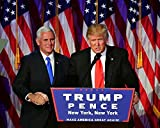 Donald Trump & Mike Pence - Election Night in New