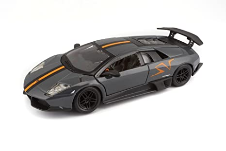 Amazon Com Bburago Limited Edition Super Veloce China Lamborghini
