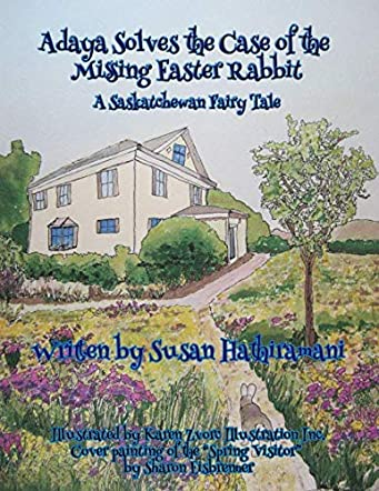 Adaya Solves the Case of the Missing Easter Rabbit